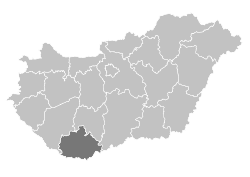 Baranya-megye