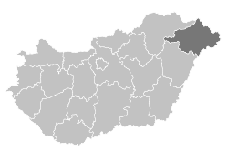 Szabolcs-Szatmar-Bereg-megye