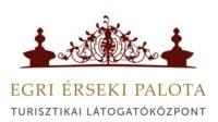 Egri Érseki Palota Turisztikai Látogatóközpont logója