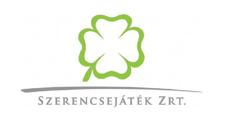 Szerencsejáték Zrt. logója