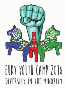 Az EUDY Youth Camp 2016 logója