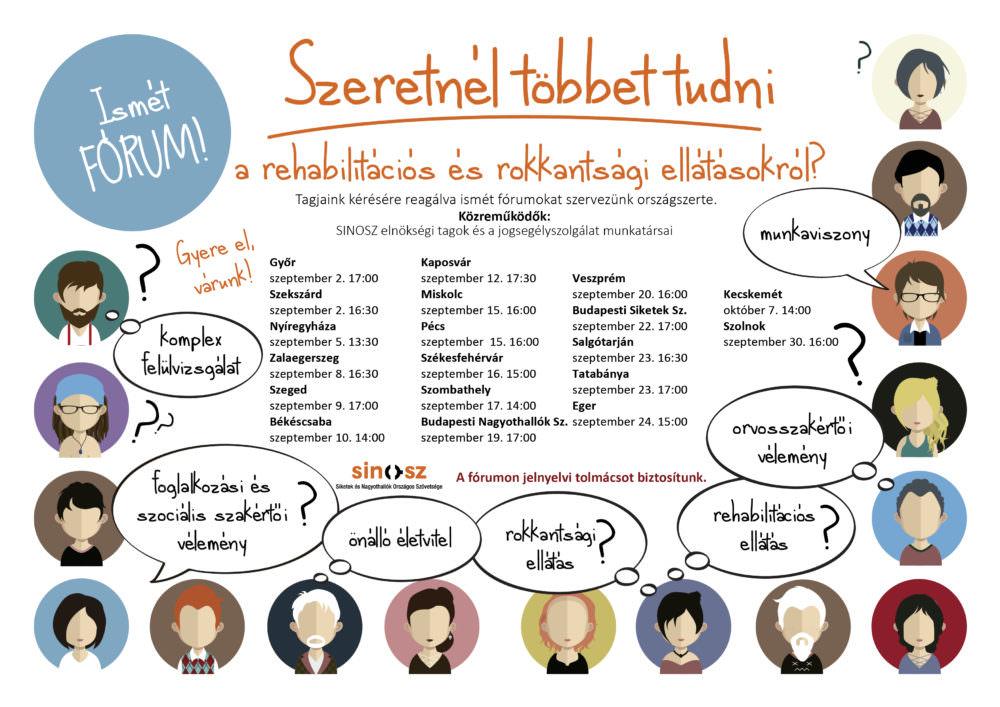 Rehab fórum - összes